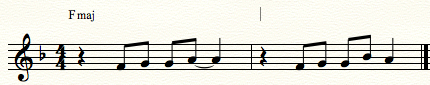 how to transpose music